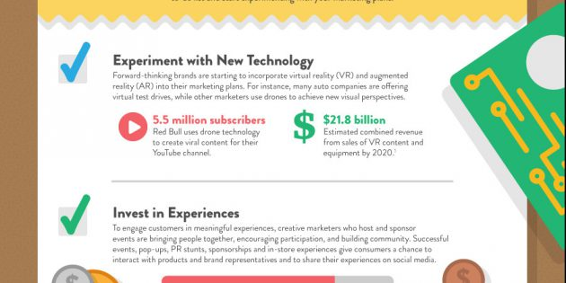 Marketing Infographic to-d- list 2017